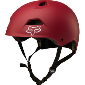 Fox Flight Sport Bike Helmet Men red